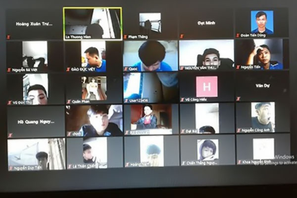 Khóa học tiếng Anh B1 online