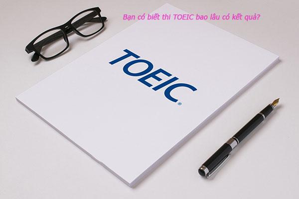 le phi thi toeic