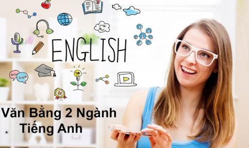 Tiếng Anh văn bằng 2