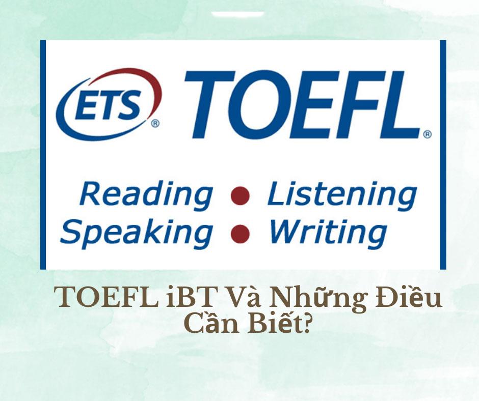 học TOEFL ibt