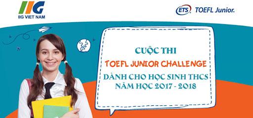 TOEFL junior test online