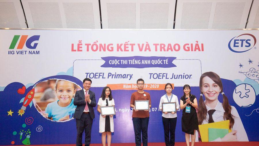 đăng ký thi TOEFL junior