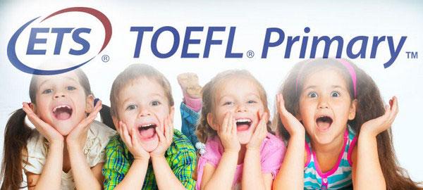 TOEFL primary 2020