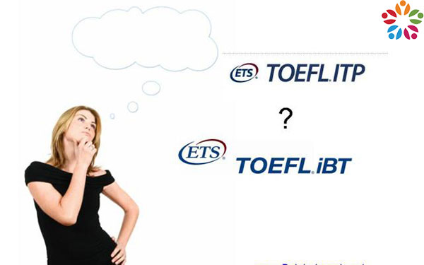 TOEFL itp thang điểm