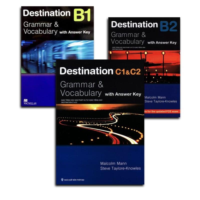 destination c1 & c2 answer keys