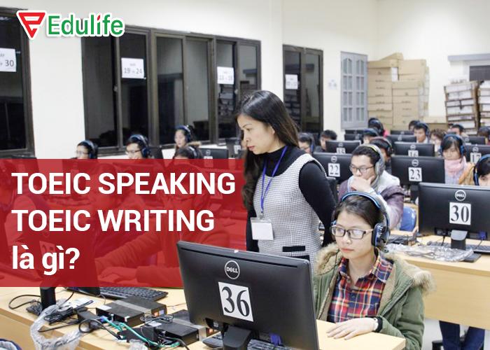 Toeic Speaking & Writing