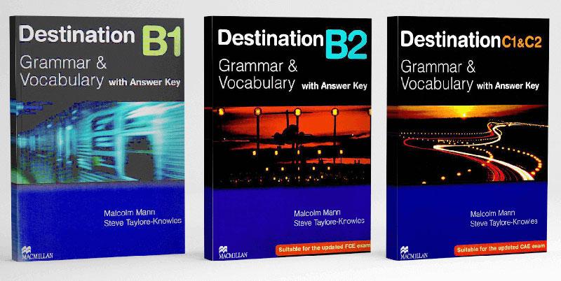 Giải sách tiếng anh destination b2