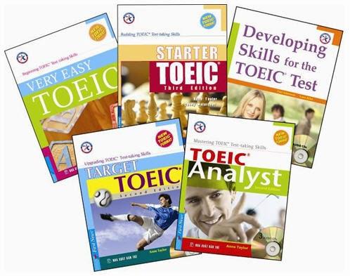 toeic developing skills