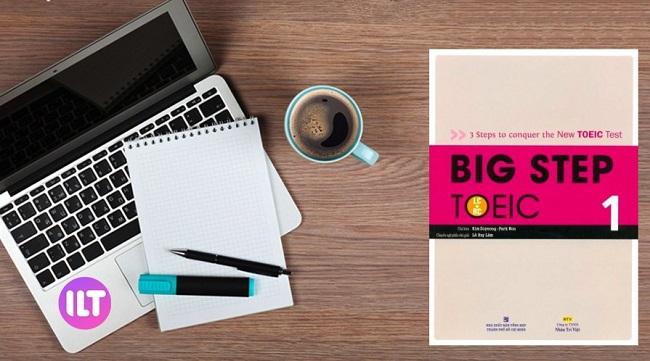 mua sách big step toeic 1