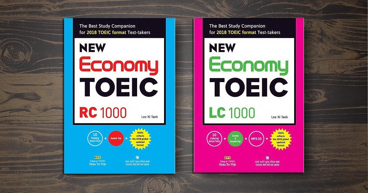 bộ sách economy toeic