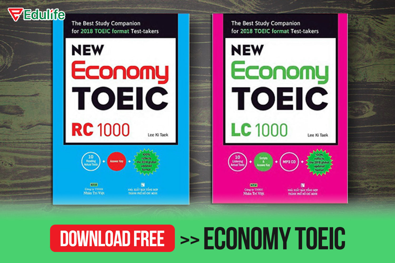 economy toeic 2020 pdf