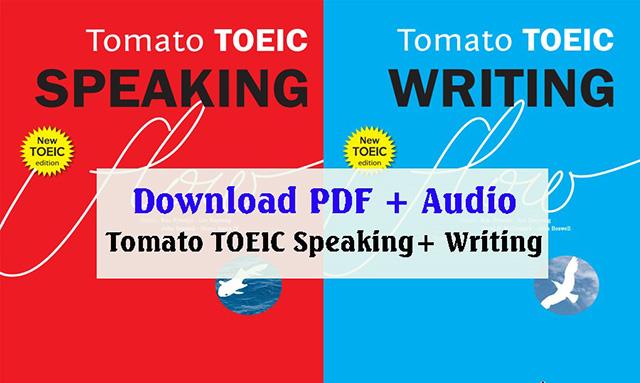 Tomato Toeic writing pdf